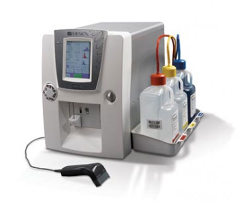 Blood Analyzer